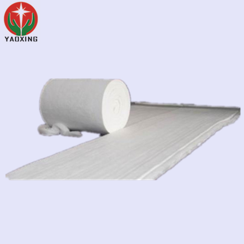 glass blowing furnace ceramic mineral wool blanket