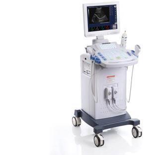 Trolley digital ultrasound scanner FMI-9800