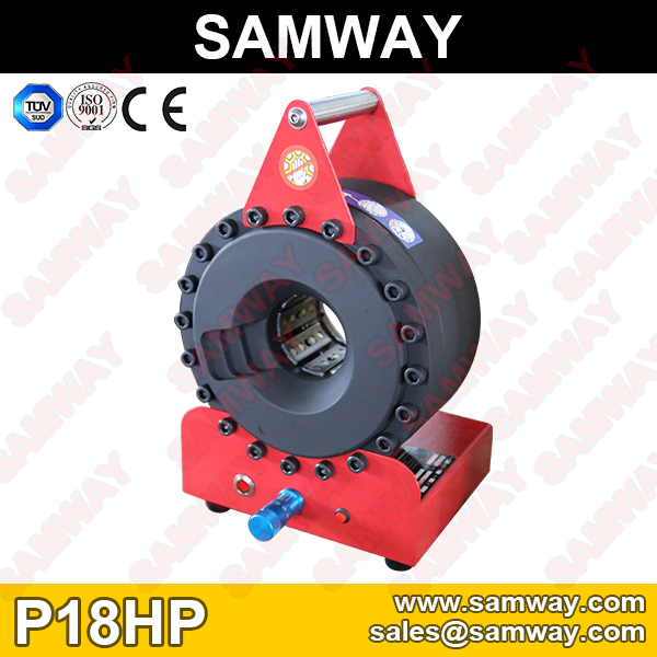 Samway P18HP Hydraulic Hose Crimping Machine