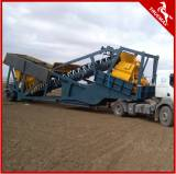 Convenient Movement Technology Concrete Batch Plant