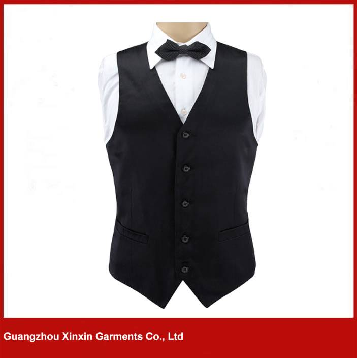 Fashion Classic Vest For Men Formal Casual Dress Vest Tie Suit Waistcoat