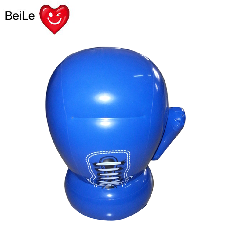 Hot selling inflatable boxing glove for kids