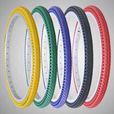 Chinese wholesale color tire for bicycle
