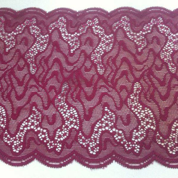 Nylon Lace Fabric for Underwear,Suitale for garments,lingeries and shoes.