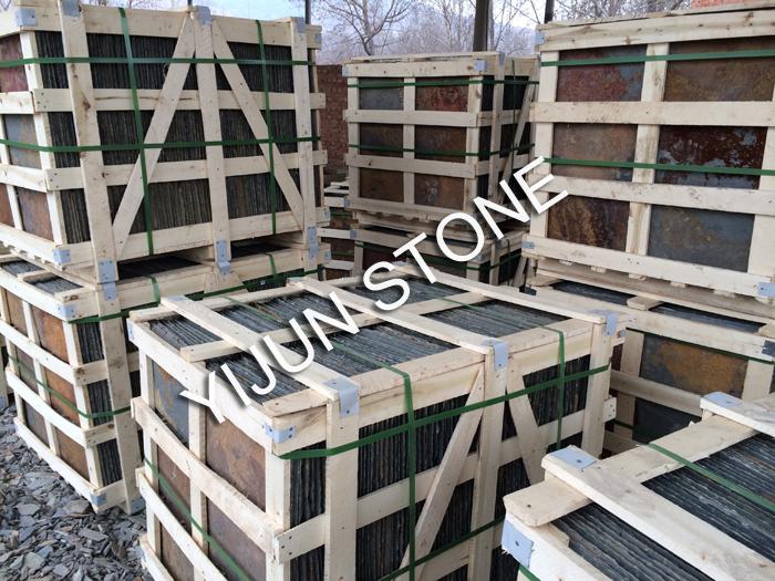 Yijun Stone/ Roofing slate/Rusty roofing slate