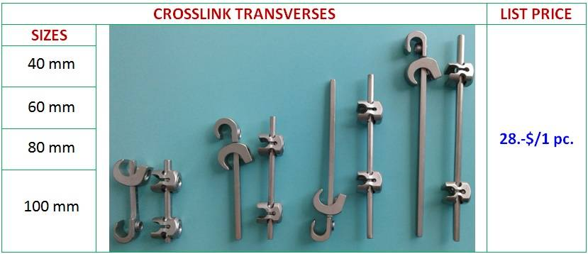 Crosslink Transvers