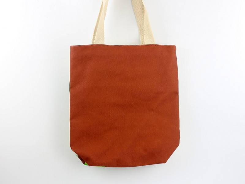 Eco Friendly Dye Sublimated 10oz Canvas Totes Bags