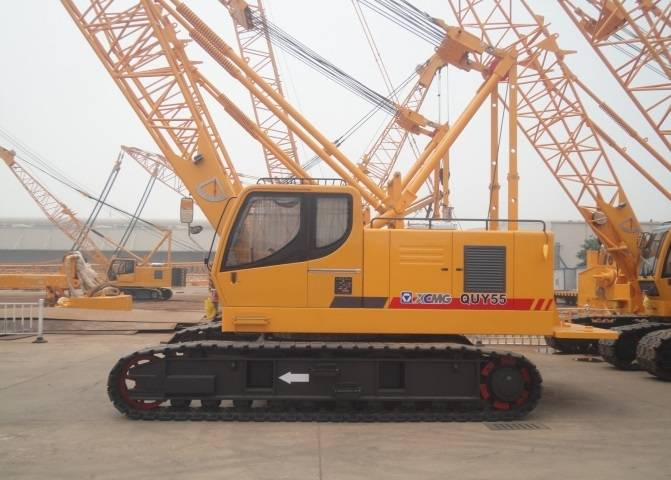 XCMG Crawler Crane QUY55