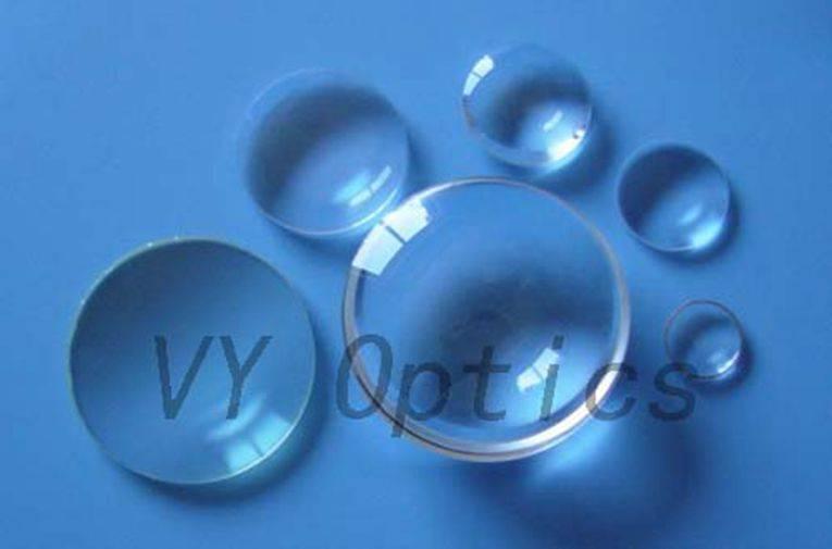 plano convex spherical lens