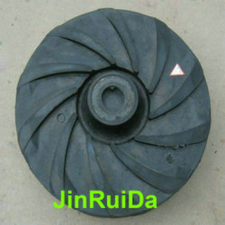 Wear Resistant Mould Natural Rubber Lined Parts