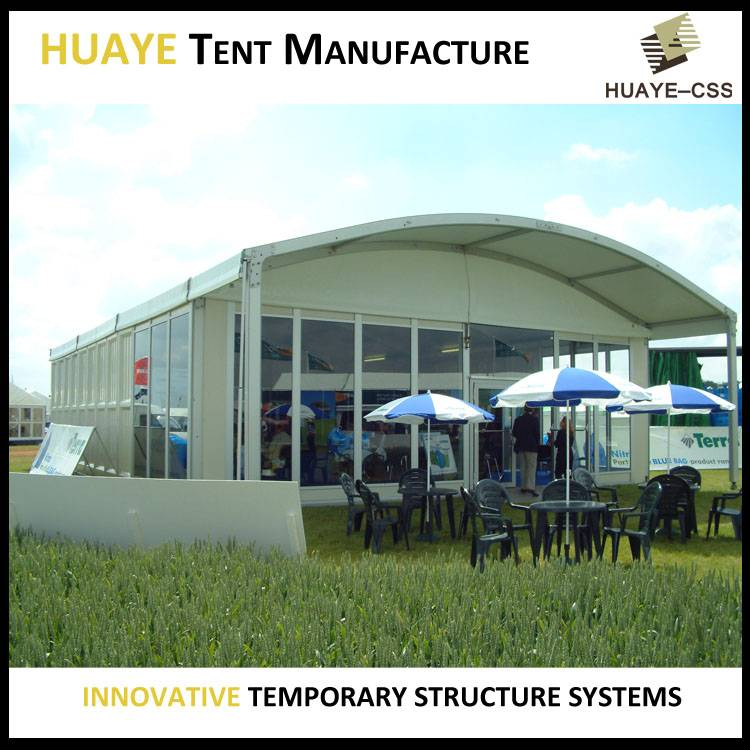 Huaye clear transparent tent for sale