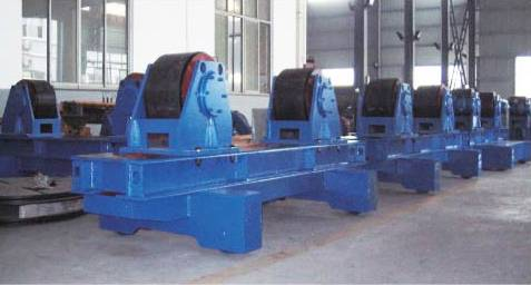 HGK bolt adjustable welding rotators/welding turning roll/welding turning bed