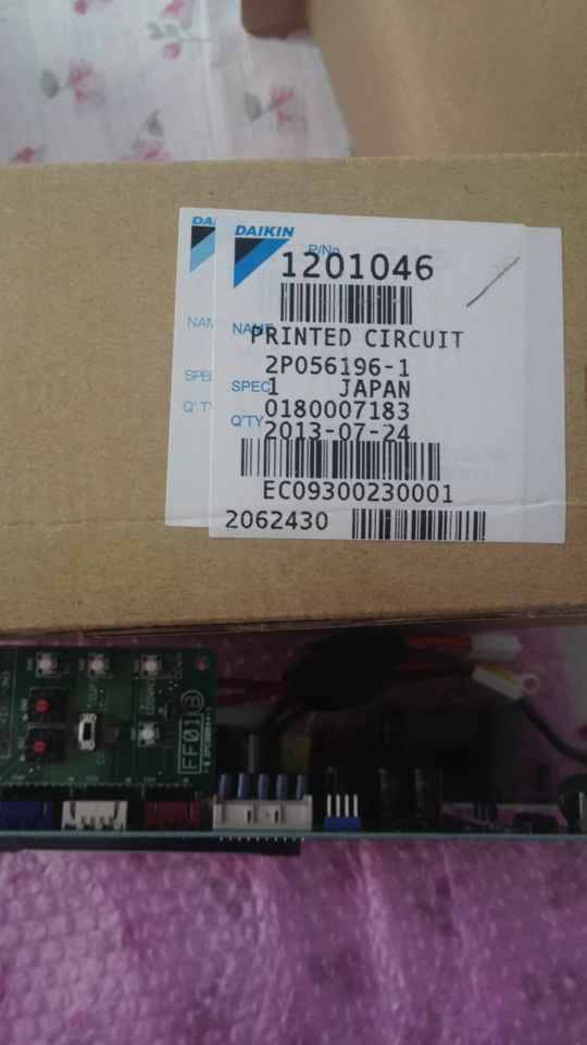Daikin Printed Circuit Board
