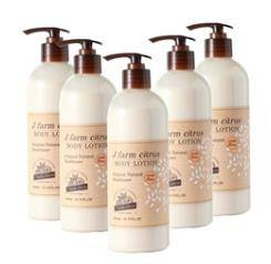 J' farm citrus Body Lotion