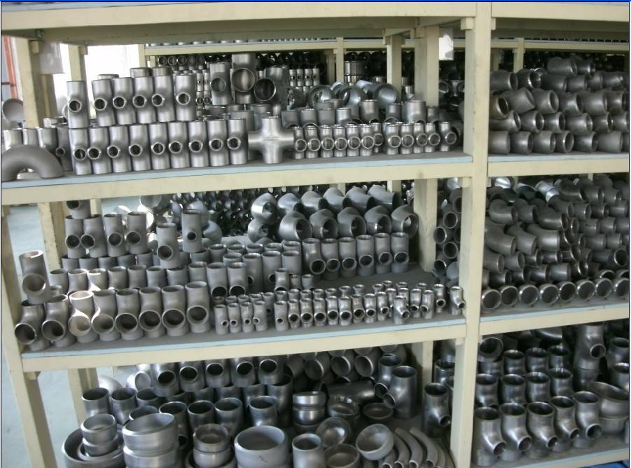 duplex&super duplex stainless steel pipe&fittings
