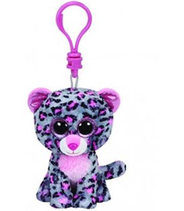 Wholesale Character Plush Leopard Keychain