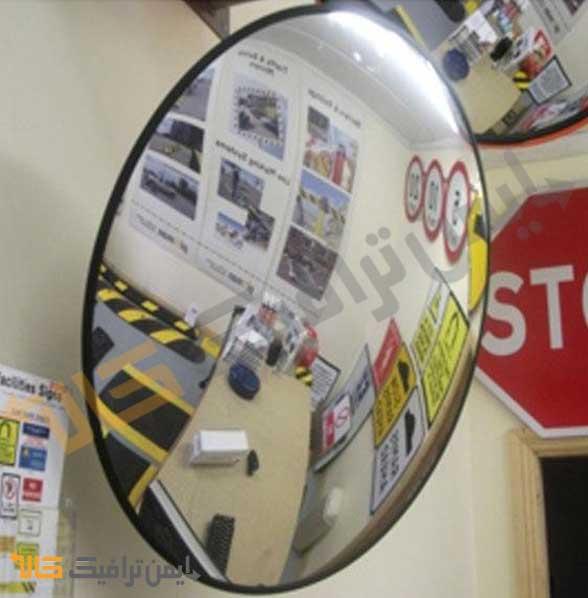 60 cm diameter traffic convex mirror