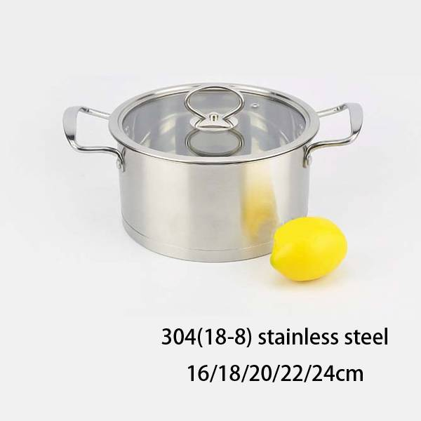FLGB food grade stainless steel cooking pot