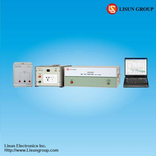 Lisun KH3962 Automatic EMI Receiver System for EMI testing fully meets CISPRl6-1, GB17743, FCC, EN55