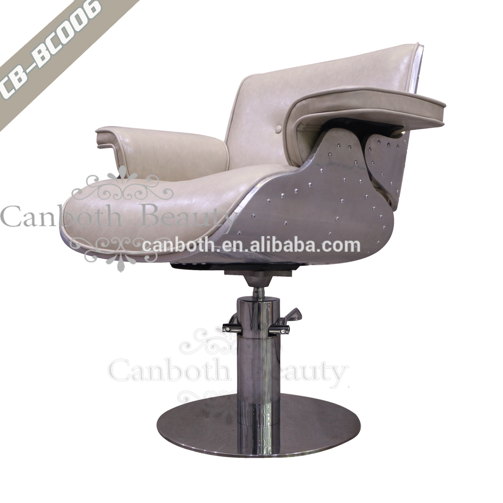 Patent new design industrial barber chair classic style BC006