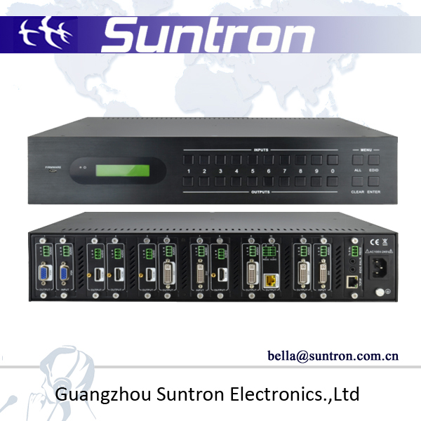 SUNTRON XFM12 Card Type Seamless Mixed Switcher