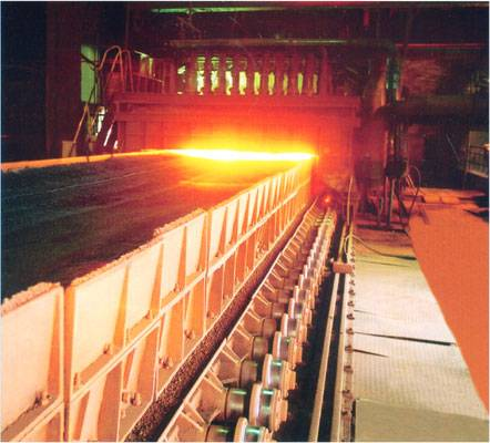 DS105  Belt Sintering Machine, Mining Machinery