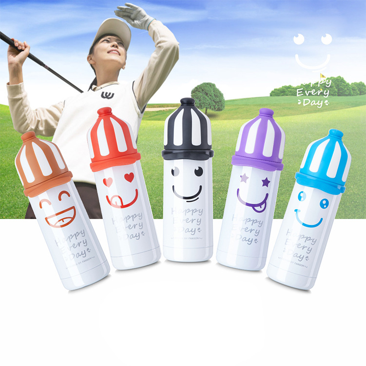 Creative Golf 304 Stainless Steel Sports Vacuum Insulation Flask