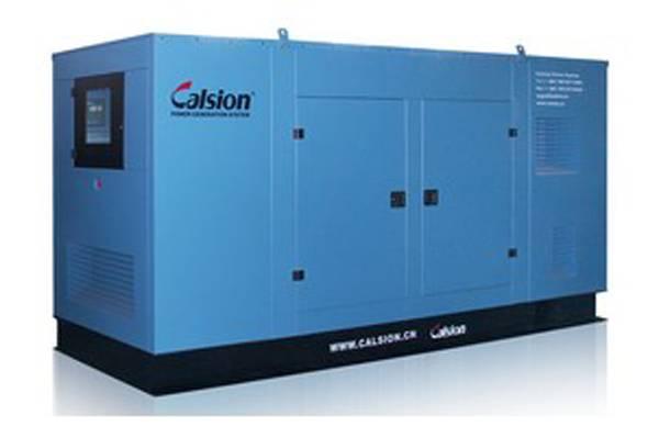 60HZ MTU Silent Generator Set