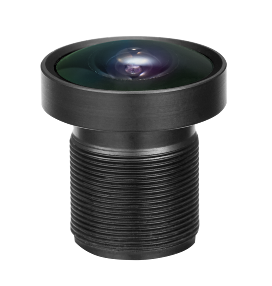 "4K M12 MP lenses 1/2.7"" 2.8mm"