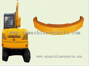 100% China Factory Cheap Price Customized Cast Iron Excavator Counter Weight Balance