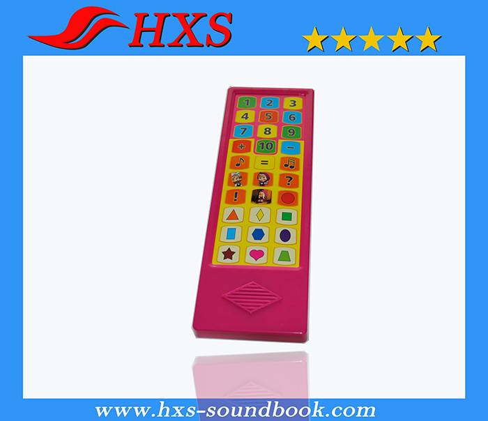 33 Button Children Talking Book Educational Sound Pad for Books