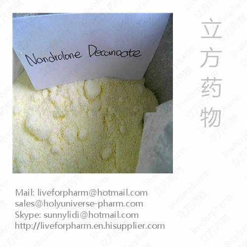 99% Quality Nandrolone Deca/Deca-Durabolin/Raw Material Powder/CAS360-70-3/Durabolin