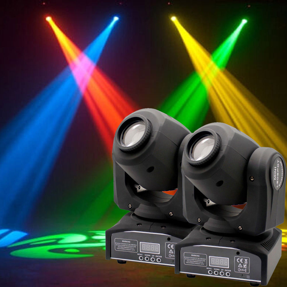 10W Beam LED Moving head light for home party disco