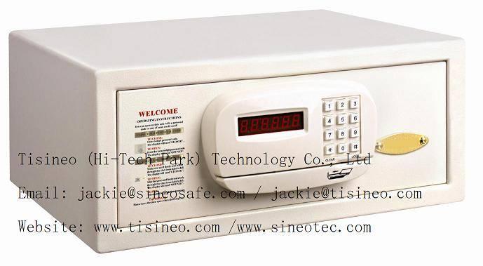 sineosafe-Digital Credit Card Safe SSAP 2343