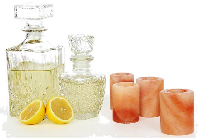 Himalayan Chef-Tequila Salt Cup 4Pcs/Set #5501
