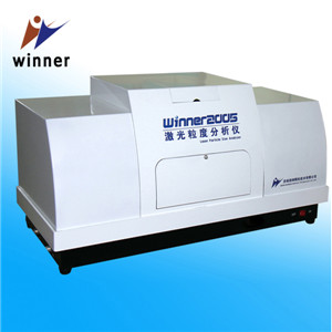 Winner2005A laser particle size analyzer for chemical industry