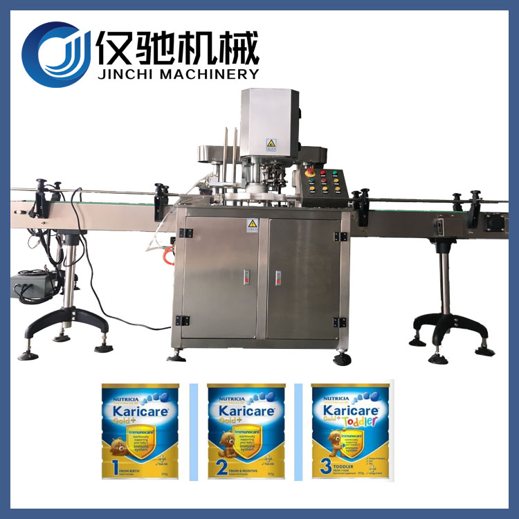 Automatic Tin Can seamer can sealer