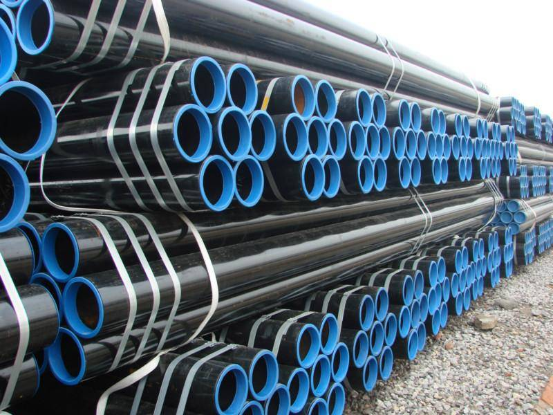 carbon seamless steel pipe ASTM A106
