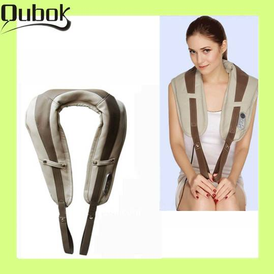 Hot professional tapping electric back and shoulder massager