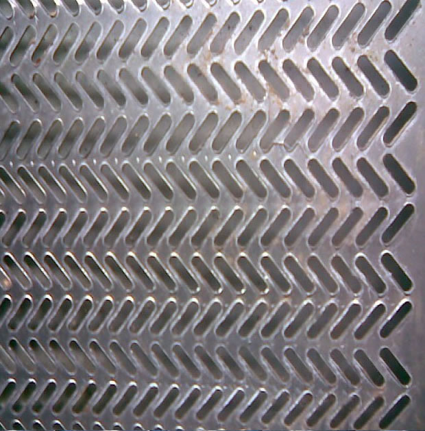 Perforated Metal Mesh Grille