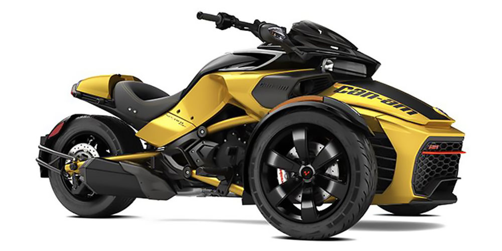 2017 CAN AM SPYDER F3-S DAYTONA 500