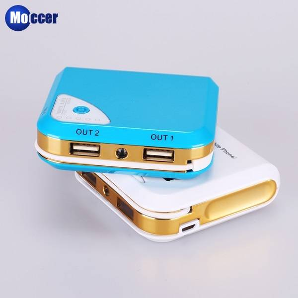 5200mAh Multi USB portable battery bank
