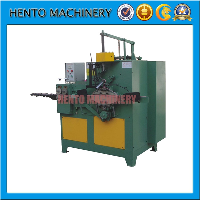 PVC Coated Wire Hanger Making Machine