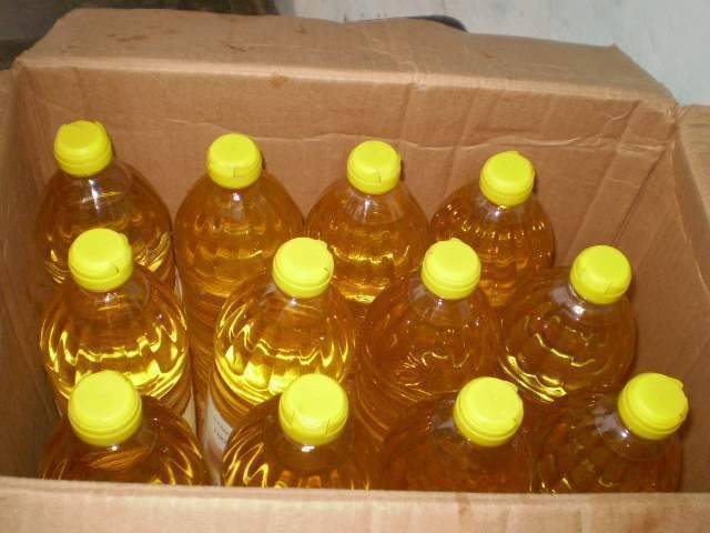 100% Refined Sunflower Oil