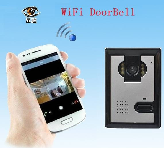 New type wifi doorbell