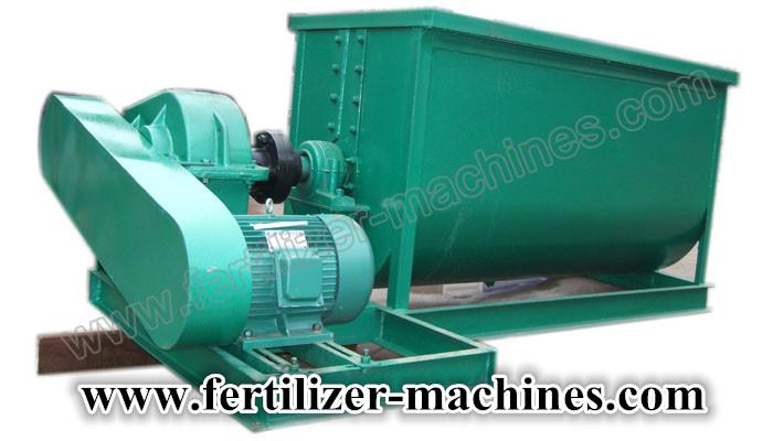 Fertilizer Mixing Machine