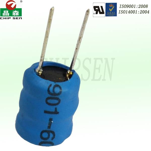 1uH -100mH 10-20% axial shield leaded inductors with UL tube