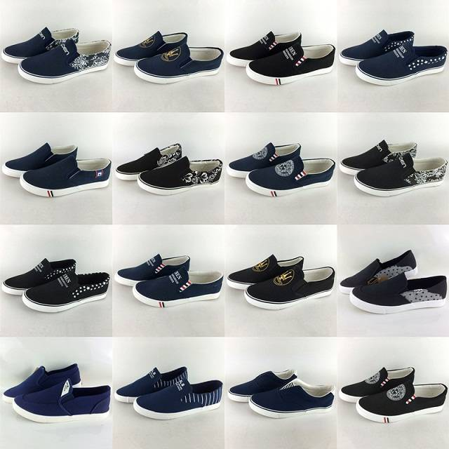 Cheap wholesale cheap women and men canvas shoes stock high quality sport shoes