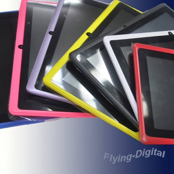 7inch cheapest A23 dual core Q8 Q88 tablets tablet pc