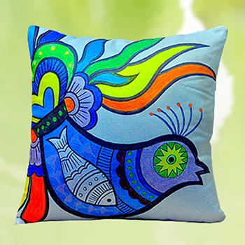 cushion cover - Bird